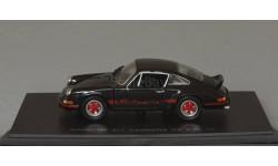 1:43 PORSCHE 911 Carrera RS 2.7 - 1973 год - Двери открываются