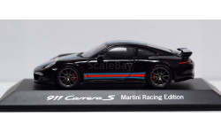 1:43 PORSCHE 911 Carrera S Martini Racing Edition
