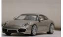 1:43 PORSCHE 911 (991) Carrera S - Minichamps!, масштабная модель, 1/43