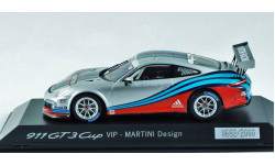 1:43 PORSCHE 911 GT3 Cup MARTINI VIP - SPARK Limited Edition