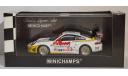 1:43 PORSCHE 911 (996) GT3 RSR 2004 год - Winner Race - Minichamps, масштабная модель, 1/43