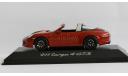 1:43 PORSCHE 911 (991) Targa 4 GTS - Minichamps, масштабная модель, 1/43