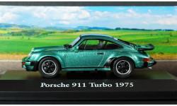 1:43 PORSCHE 911 Turbo 1975 год
