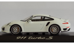 1:43 PORSCHE 911 (991) Turbo S - Minichamps