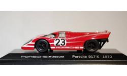 1:43 PORSCHE 917 K - 1970 - Porsche Museum, масштабная модель, 1/43