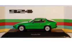 1:43 PORSCHE 924 - Porsche Museum, масштабная модель, 1/43