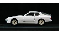 PORSCHE 944 Turbo 1:43 - Двери открываются!
