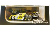 1:43 PORSCHE 956 LH Le Mans 1984 Winner, масштабная модель, 1/43, HPI Racing