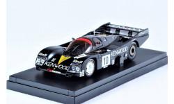 1:43 PORSCHE 962 LH Le Mans Ле Ман 1986 год - KYOSHO, масштабная модель, 1/43