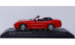 1:43 PORSCHE 968 Cabriolet - 1994 год