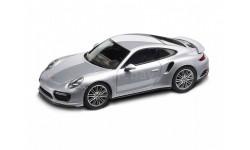 1:43 PORSCHE 911 991 II Turbo, масштабная модель, 1/43