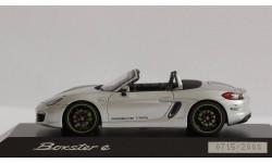 1:43 PORSCHE Boxster Exclusive - SPARK эксклюзивная модель!