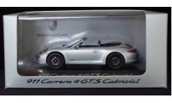 1:43 PORSCHE 911 Carrera 4 GTS Cabriolet