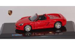 1:43 PORSCHE Carrera GT