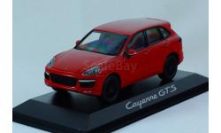 1:43 PORSCHE Cayenne GTS 2017 года!!! - Minichamps в дилерской упаковке Porsche