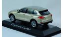 1:43 PORSCHE Cayenne 2017 года!!! Turbo - Minichamps в дилерской упаковке Porsche, масштабная модель, 1/43
