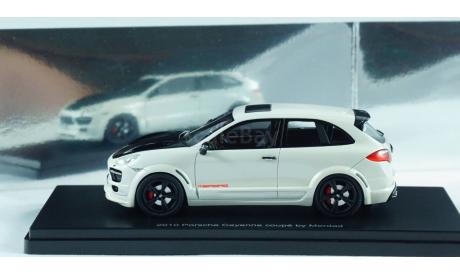 1:43 PORSCHE Cayenne Coupe - модель с Сертификатом, масштабная модель, scale43