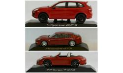 1:43 PORSCHE GTS - Cayenne, Panamera, 911 плюс BMW X6 M в подарок