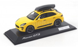 PORSCHE Macan GTS Exclusive 1:43 - SPARK Limited edition!, масштабная модель, 1/43