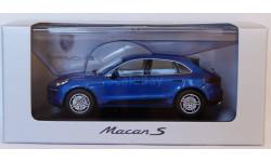 1:43 PORSCHE Macan - Minichamps в фирменной упаковке Порше