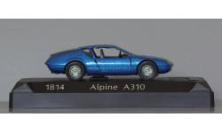 1:43 Renault Alpine A310 - Капот и двери отрываются!, масштабная модель, Solido, 1/43