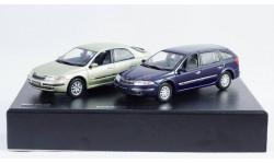 1:43 RENAULT LAGUNA II Рено Лагуна седан и универсал - шикарный набор - Лимитированная серия!