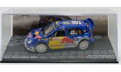 1:43 SKODA Fabia WRC Rally Monte Carlo 2006 год, масштабная модель, Škoda, Altaya, 1/43