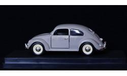 1:43 VW Volkswagen Beetle 1949 год - RIO - Двери открываются, масштабная модель, 1/43