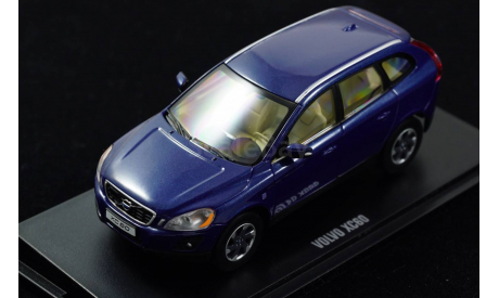 VOLVO XC60 1:43 MotorArt, масштабная модель, scale43