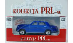 1:43 Warszawa Варшава, масштабная модель, Kolekcja PRL, 1/43