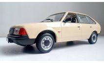 Москвич-2141, масштабная модель, Автолегенды СССР журнал от DeAgostini, scale43