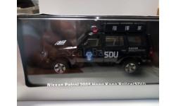 Nissan Patrol Hong Hong Police, масштабная модель, J-Collection, 1:43, 1/43