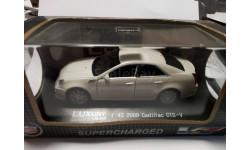 Cadillac CTS-V, масштабная модель, Luxury Diecast (USA), 1:43, 1/43