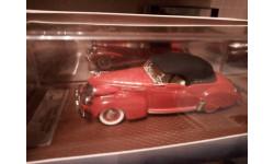 Cadillac 62, масштабная модель, GLM, 1:43, 1/43