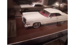 Cadillac Eldorado, масштабная модель, GLM, 1:43, 1/43
