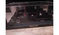 Cadillac 62, масштабная модель, Neo Scale Models, 1:43, 1/43