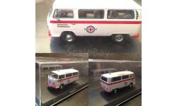 Скорая помощь. Ambulance, масштабная модель, 1:43, 1/43, Schuco, Volkswagen