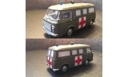 Скорая помощь. Ambulance, масштабная модель, 1:43, 1/43, DeAgostini, Fiat