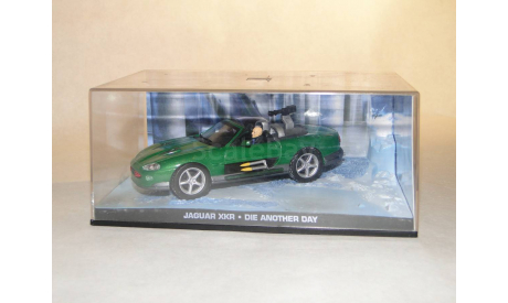 Jaguar XKR - Die Another Day, масштабная модель, 1:43, 1/43, Universal Hobbies