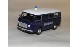 Fiat 238 Полицейские машины мира Выпуск № 02
