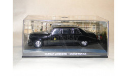 Daimler Limousine - Casino Royale, масштабная модель, Universal Hobbies, scale43