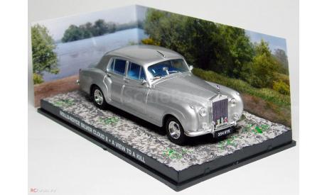 Rolls-Royce Silver Cloud II - A View to a Kill, масштабная модель, 1:43, 1/43, Universal Hobbies