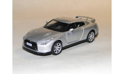 Nissan GT-R Суперкары Выпуск № 18, журнальная серия Суперкары (DeAgostini), 1:43, 1/43