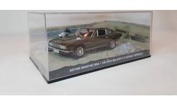 Aston Martin DBS - On Her Majesty's Secret Service, масштабная модель, Universal Hobbies, scale43