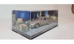 Aston Martin DB5 - Goldfinger, масштабная модель, Universal Hobbies, scale43