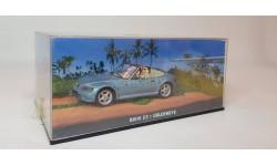 BMW Z3 - Goldeneye, масштабная модель, Universal Hobbies, scale43
