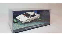 Lotus Esprit - The Spy Who Lover Me, масштабная модель, 1:43, 1/43, Universal Hobbies