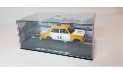 Lada 1600 - The Living Daylights, масштабная модель, Universal Hobbies, ВАЗ, scale43
