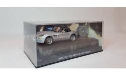BMW Z8 - The World is Not Enough, масштабная модель, 1:43, 1/43, Universal Hobbies