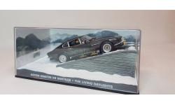 Aston Martin V8 Vantage - The Living Daylights, масштабная модель, Universal Hobbies, scale43